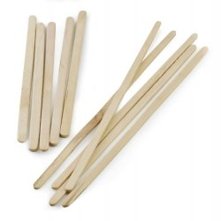 Wooden Coffee Stirrer 4.5 Inch & 5.5 Inch