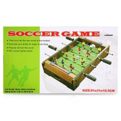 Mix Colour Soccer Game Toy