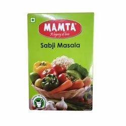 Mamta Sabji Masala, Packaging Type: Box
