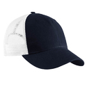 Black And While Promotional Cap