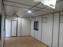GI Site Office Portable Cabin