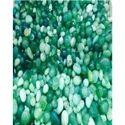 Green Stone Pebbles