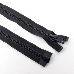 Single Puller Metal Zipper