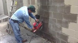 Wall Cutting Service