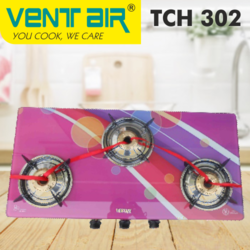 LPG TCH 302 Ventair Gas Stove for Kitchen