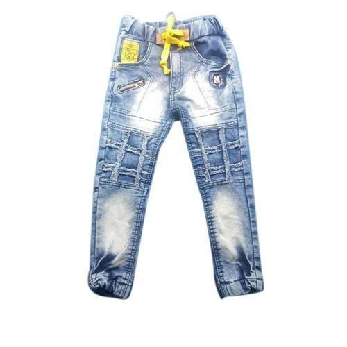 120d4b6cc Denim Kids Jogger Jeans, Rs 250 /piece, MK Garments | ID: 15054638891