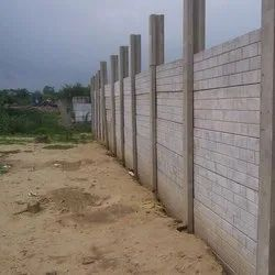 Readymade Concrete Boundary Wall Compound