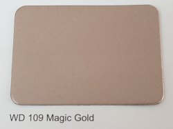 Wd-109 Magic Gold Color ACP