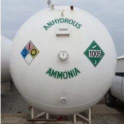 Anhydrous Ammonia Storage Tanks