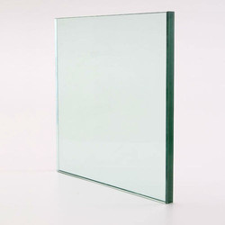 Silver Clear Tempered Glass