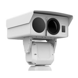 Thermal & Optical Bi Spectrum Network Stable PTZ Camera