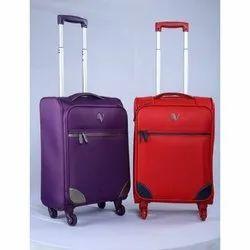 Creta Four Wheel Trolley Bag