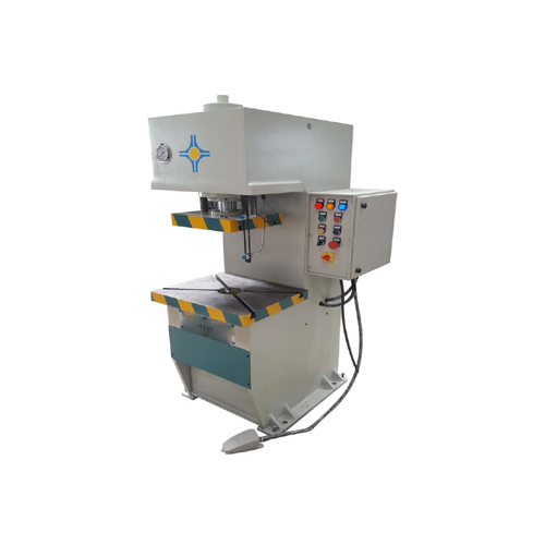 Hydraulic C Frame Press Machine, Press Brake Machine - AVD Machine ...
