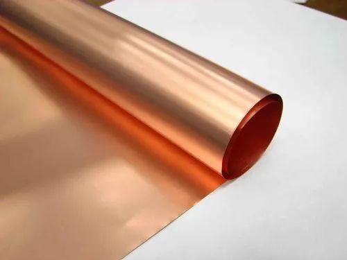 ETP Grade Copper Foil