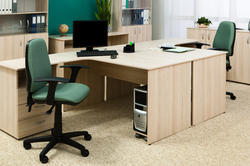 Wooden Office Cabin Table