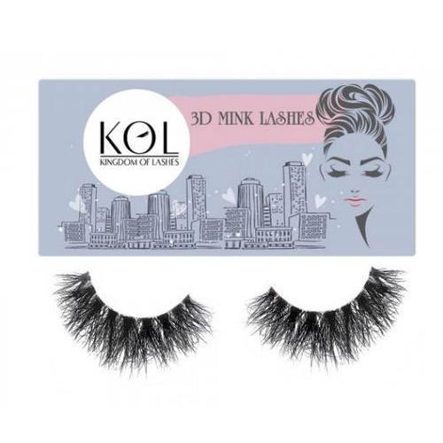 f0117a5dec5 3D Mink Bandless Dreamy Lashes, for Personal ,Brand: The Beauty Box  Cosmetics