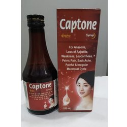 Herbal Uterine  Syrup