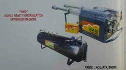 Vehicle Mounted Fogging Machine Suppliers FOG/ATK/400DB