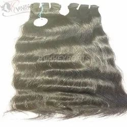 Virgin Indian Temple Raw Unprocessed Natural Human Hair