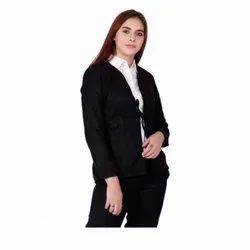 UB-BLAZ-F-18 Front Office Jacket For Women