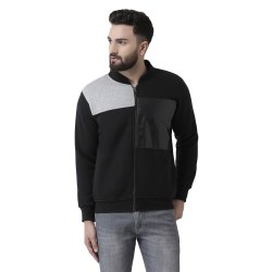 Vimal Cotton Mens Fleece Full Sleeve Sweatshirt For Men