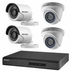 2.mp 2 Gb CCTV Camera System, 24v Ac