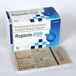 Pantoprazole Domperidone SR Tablets