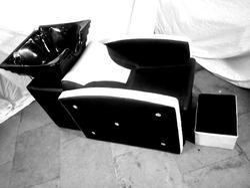 Beauty Parlour Shampoo Chair