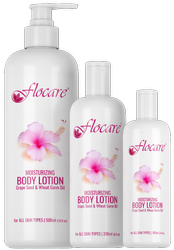 Flocare Moisturizing Body Lotion