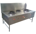 Chinese Cooking Burner Range