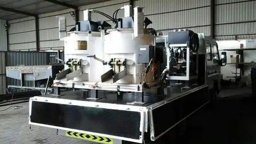 Hydraulic Thermoplastic Preheater