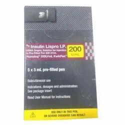 Insulin Lispro Pen