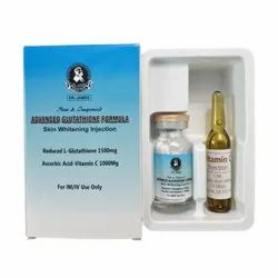 Dr James Glutathione 1500mg With Vitamin C 1000mg