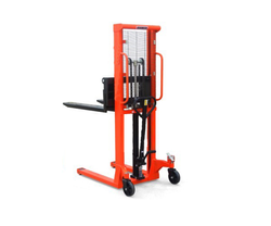 Extended Hand Pallet Stacker
