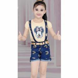 0c7a493c6e Girls Casual Wear Girl s Hotpant Fancy Set