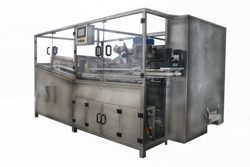Automatic Bottle Conveyor for FMCG Industry