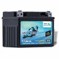 TATA Green TG7D 7Ah Velocity Plus Two Wheeler Battery