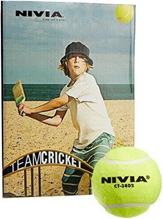 813fc12297c Green Nivia Cricket Tennis Ball