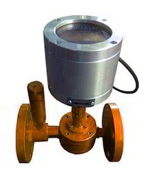 Mechanical Positive Displacement Furnace Oil Flow Meter