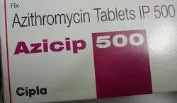 Azithromycin Tablets 500 mg