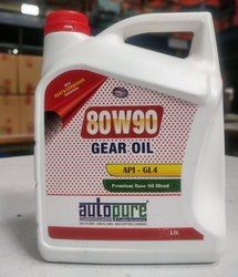 Autopure 80W90 GL4 Gear Oil