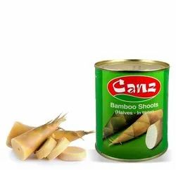 552 gm Bamboo Shoot Whole Halves