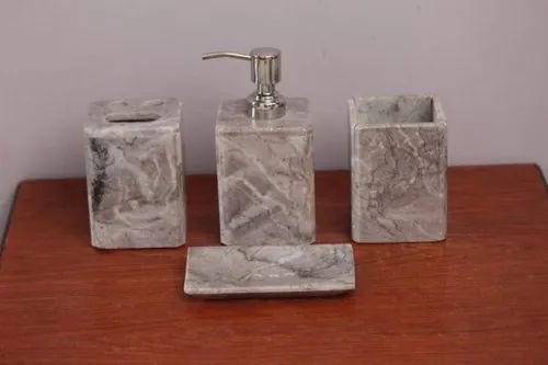 On The Rock Marble Bathroom Sets Rs