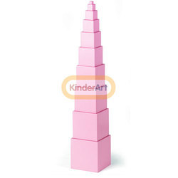 Pink Tower Kids Toys