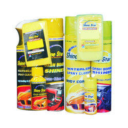Shine Star Car Care Kit