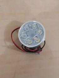 48 W Plastic 6 LED Bike Light
