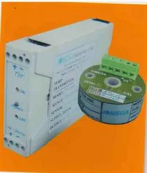 Din type temperature transmitter