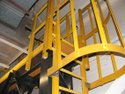 GRP/FRP Ladders And Cage