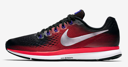 ba72d36e43746 Nike Air Zoom Pegasus 34 Running Shoe - Bansal Footware