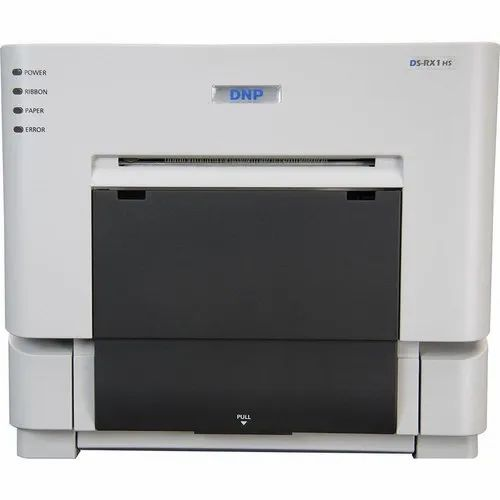 DNP DS-RX1HS Dye Sub Photo Printer